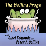 Sibel Edmonds' Boiling Frogs