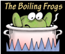 Boiling Frogs Logo