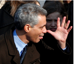 Rahm Emanuel corrupt to the core
