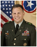 Photo of Lt Col Tony Shaffer