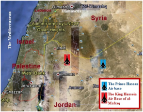 1211 Syria Jordan Are US Troops Deploying on the Jordan Syrian Border?