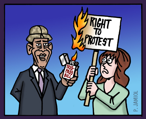 RightToProtest